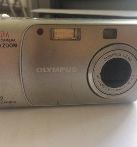 Фотоаппарат Olympus C-310