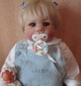 Новая коллекционная кукла Jenny