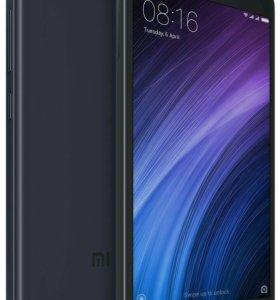 Новый Xiaomi redmi 4A 2/32-серый.Гарантия
