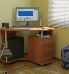 Угловой компьютерный стол ВАСКО