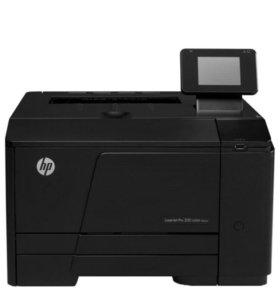 Принтер hp m251n и m251nw