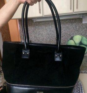Новая итальянская сумка Gillian