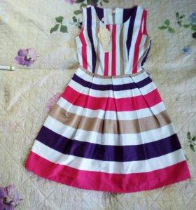 Новое платье 40 размер