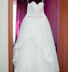 Продаеться свадебное платье
