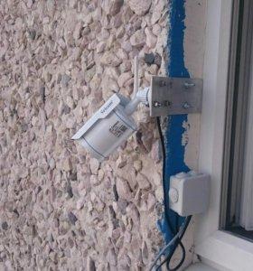 Уличная IP камера Sricam SP007 WiFi