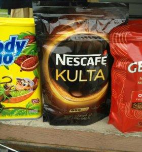 Кофе,какао из Финляндии