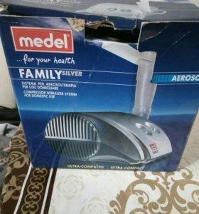 Ингалятор Medel Family Silver (Медел Фэми