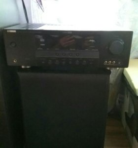 Продам аудиосистему.