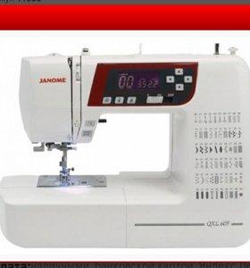 Швейная машинка Janome 605QDC