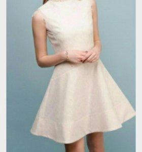 Роскошное новое платье для красотки