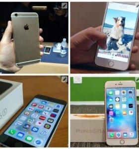 Apple iPhone 6S Plus white 32gb.Магазин. Гарантия.