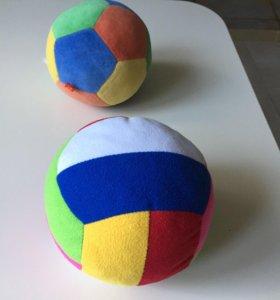 Мячики мягкие