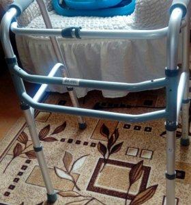 Продаю ходунки для инвалидов ,совсем новые