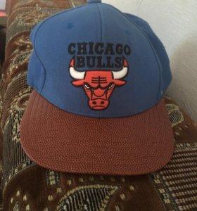 Бейсболка Adidas Chicago bulls