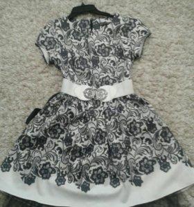Платье + два пояса