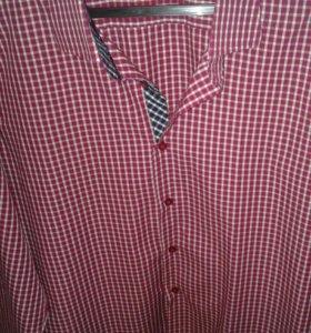 Мужская рубашка 50р-р