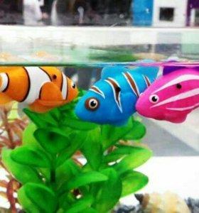 Робо рыбки (Robo Fish)