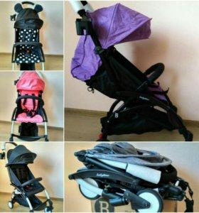Прогулочные коляски BabyTime/ Yoya