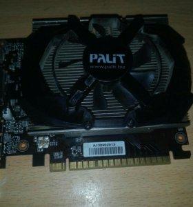 Palit GTX 650 1Gb DDR5 с улучшенной СО