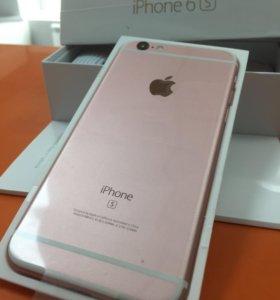 Apple iPhone 6S Rose Gold, Как новый!!