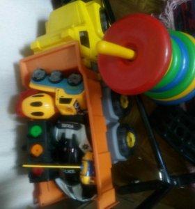 Большая машина игрушки