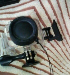 Экшн камера- видеорегистратор
