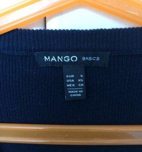 облегающее Платье mango.