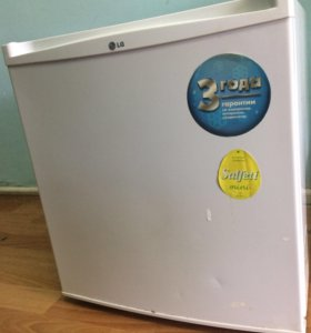 Холодильник офисный lg go-051 ss