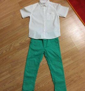 Комплект на мальчика 110 размер