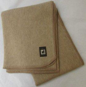 Одеяла шерстяные Альпака 4 Цвета