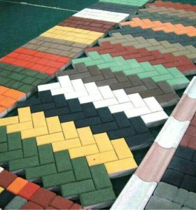 Завод тротуарной плитки, марка м-400, гарантия