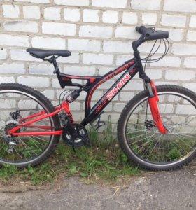 Велосипед Горный-Скоростной
