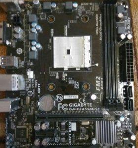 Материнская плата под процессор AMD