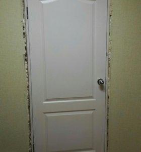 Межкомнатные двери 5 шт