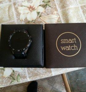 Смар часы KingWear KW88