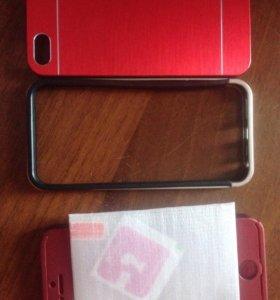 Чехлы на 5/5S iPhone