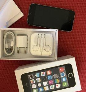 Айфон 5 s на 16 гб