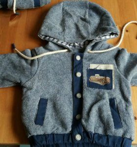 Курточки детские новые Choupette
