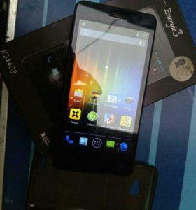 Продам телефон Fly IQ 4403