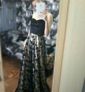 Вечернее платье. Платье на выпускной