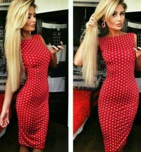 Чёткое платье 👗