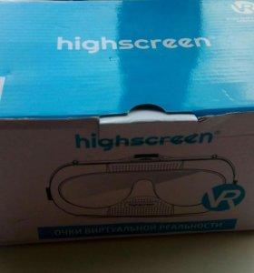 VR-Очки HignScreen