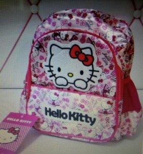"Рюкзак детский ""Hello Kitty"" (новый)"