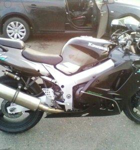 Kawasaki zx9r ninja 1997г