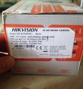 HIKVISION DS-2CD2032-l