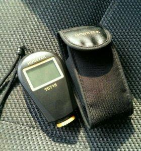 Проверка авто толщиномером