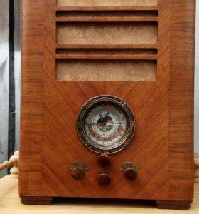 Ретро радио Clarion