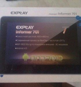Планшетный компьютер EXPLAY Informer 701