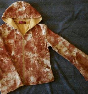 Куртка - кофта будущим мамам