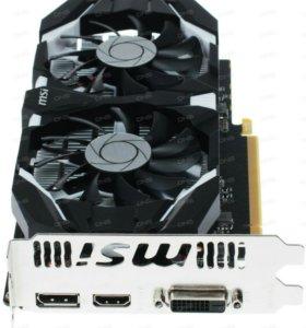 Видеокарта nVidia GeForce GTX 1050 Ti MSI